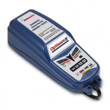 Optimate OM5  - Chargeur de batteries de 12 V - 7,5 à 120 Ah