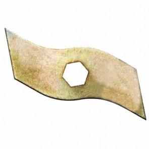 Couteau scarificateur adaptable pour PILOTE .Remplace origine: 73838