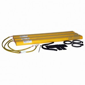 Batterie Nickel Cadmium TASHIMA 24v - 5Ah × 3 pour tondeuses robot Belrobotics et Etesia - Type BigMow Remplace origine: BR15390
