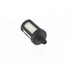 Filtre à essence adaptable pour STIHL se monte sur la majorité des petites tronçonneuse modèle standard. Remplace origine: 0000-350-3500 - Ø: d'entrée: 8mm