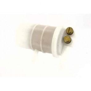 Filtre à essence adaptable pour MITSUBISHI - Ø: d'entrée: 9mm. Remplace origine:435191