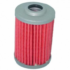Filtre diesel adaptable pour ROBIN - H: 51mm, Ø: 35mm. Remplace origine: 228-62110-08