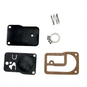 Kit membranes + Joints adaptable pour pompe à essence BRIGGS & STRATTON modèles 253700 à 255400 & 400400 à 422700. 16 & 18 ch. TWIN. Remplace origine: 393397