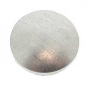 Pastille à sertir, petit modèle, adaptable pour carburateur TILLOTSON modèles HS. Remplace origine: 179-60