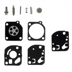 Kit réparation adaptable ZAMA pour modèles C1Q monté sur ECHO HC2100, HC2300, HC1600 et HC2000, Mitsubishi TO-85, STIHL et autres. Remplace origine: RB-63