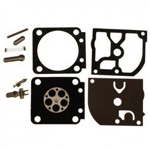Kit réparation adaptable ZAMA pour modèle carburateur C1Q monté sur STIHL, FUIJ HFL500X et MFL500X. Remplace origine: RB-70