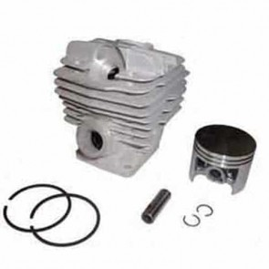 Cylindre complet Ø: 48mm adaptable pour STIHL modèles 034, 036 et MS360- Remplace origine: 11250201213,11250201215