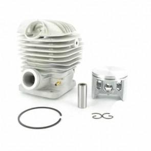 Cylindre complet Ø 50mm adaptable pour MAKITA-DOLMAR DCS6401- Remplace origine: 040-160-030,040-130-030