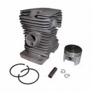 Cylindre complet Ø 38mm adaptable pour STIHL MS180, MS180C et 018- Remplace origine: 11300201208,11300201209