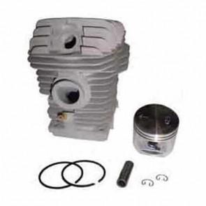 Cylindre complet Ø 42,5mm adaptable pour STIHL MS250 et 025- Remplace origine: 11230201209