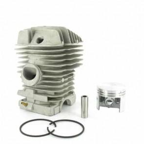 Cylindre complet Ø 46mm adaptable pour STIHL 029 et MS290- Remplace origine: 11270201210