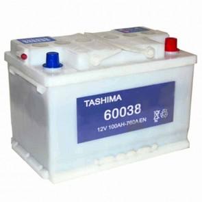 Batterie de démarrage TASHIMA 12v - 95Ah + à droite L: 353mm - l: 175mm - H: 190mm