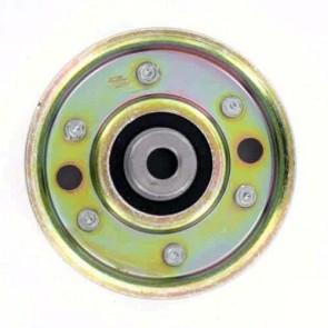 """Poulie à gorge plate adaptable pour SCAG pour modèles 36"""", 46"""" et 52"""" - H: 25,4mm, Ø: ext: 19,05mm, Ø int: 15,87mm. Remplace origine: 481048"""