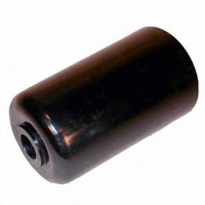 Roue anti-scalp adaptable pour STIGA modèles Park et Villa - L: 114,3mm, Ø: ext: 68- 63mm, alésage: 16,2mm. Remplace origine: 1134-0299-00