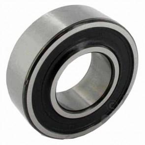 Roulement à billes américain - Diamètre exterieur (mm): 62 - Diamètre interieur (mm): 25 - Largeur (mm): 24