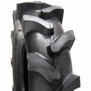 Pneumatique profil agraire 4 plis pour motoculteur - Dimensions: 300 x 4 - (Montage avec chambre air)