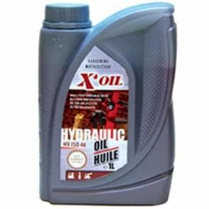 Huile hydraulique X'OIL HV ISO 46 - HLP46 - ZS46 en bidon d'1 litre