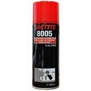 Anti glissant Courroie LOCTITE 8005 - 400 ml - Résistance maximale : 6 à 12 heures
