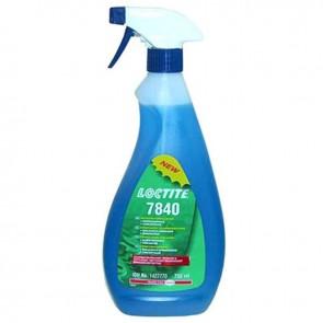 Nettoyant dégraissant concentré LOCTITE 7840 en spray de 750 ml pour applications multiples