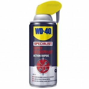 Super dégrippant WD-40 SPECIALIST 400 ml avec bec Smartstraw
