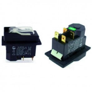Interrupteur de sécurité d'origine pour affûteuse TECOMEC.