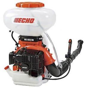 ECHO MB580 - Atomiseur Pulvérisateur dorsal à moteur - 58,2 cc - Contenu 20 L - Poids 11,4 kg