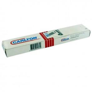 """Lime plate CARLTON pour chaîne de tronçonneuse. L: 15cm (8""""). Conditionnement par 12"""