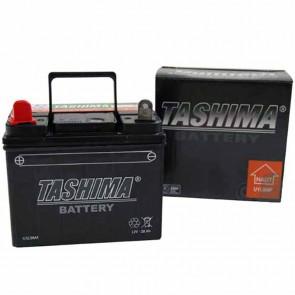 Batterie pour tondeuse autoportée 12v - chargée sans entretien 28Ah - L: 195 - l: 130 - H:185mm + à gauche Remplace origine: U1L9