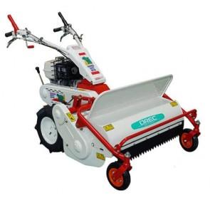 OREC HR802GX340 - Déboussailleuse à fleaux sur chenilles - Moteur HONDA GX340 - 7 kW - Largeur de travail 80 cm - 46 fléaux - Transmission mécanique par courroie - Vitesses: 3 avant + 1 arrière