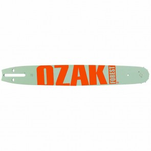 Guide OZAKI Pro STEEL - Jauge: .063''(1.6 mm) Pas: .325'' Empreinte: R - Longueur guide: 18'' (45 cm)
