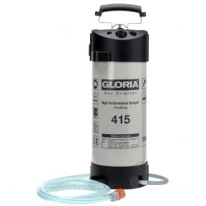 GLORIA 415 - Pulvérisateur TYPE 415 - 10 L - 6 bars - Résistant à l'huile - pour disqueuse - découpeuse