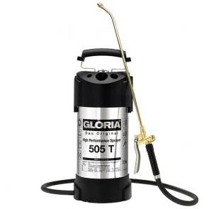 GLORIA 505 - Pulvérisateur 505T - 5 L - 6 bars - acier inoxydable