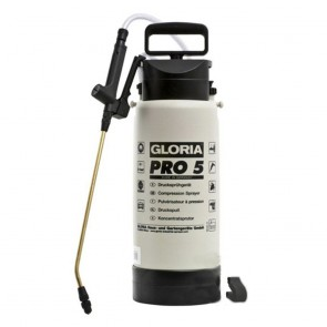 GLORIA 810725 - Pulvérisateur TYPE PRO 5 - 5 L - 3 bars - Résistant à l'huile