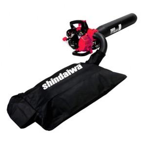 SHINDAIWA EBS 256 S – Souffleur/aspirateur/broyeur robuste – 25,4cc (Souffleur)