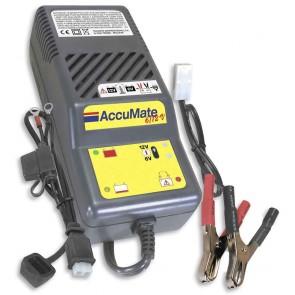 Optimate ACCUMATE  - Chargeur de batteries de 6 - 12 V - 2 à 75 Ah