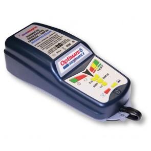 Optimate OM6  - Chargeur de batteries de 12 V - 2 à 240 Ah