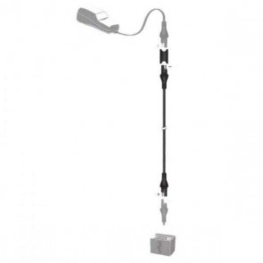 Optimate SAE63  - Accessoire pour chargeur Optimate - rallonge raccord chargeur - 5A max - 1.8m