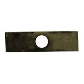 Couteau de scarificateur en acier traité d'origine pour PILOTE modèles S383B, S383E, S455B, S455