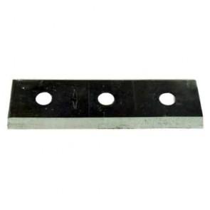 Couteau de broyeur adaptable pour LESCHA modèles zak Junior, Super zak, zak 2700,zak 3500. Remplace origine: 52645