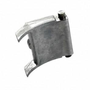 Contre-Couteau de broyeur adaptable pour AL-KO pour modèles Silentec 4000, Silentec 4000 Safety et BRILL 2000LH et 2300 ESK. Remplace origine B11555