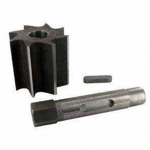 Kit rotor pour broyeur AL-KO: Silentec 4000, Silentec 4000 Safety, Brill 2000LH, 2300 ESK