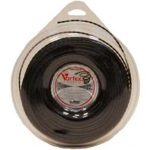 Coque Fil Vortex copolymère Hélicoïdale Diamètre (mm): 3.3 - Longueur (M): 36 - Herbes épaisses - Sols racailleux