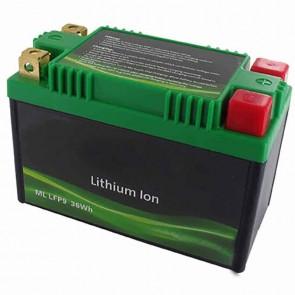 Batterie de démarrage Lithium-Fer-Potasium (LiFePo4 ou LFP) 12v 15Ah 36Wh
