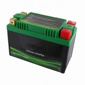 Batterie de démarrage Lithium-Fer-Potasium (LiFePo4 ou LFP) 12v 20Ah 48Wh