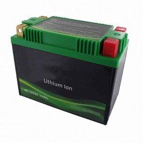 Batterie de démarrage Lithium-Fer-Potasium (LiFePo4 ou LFP) 12v 24Ah 72Wh