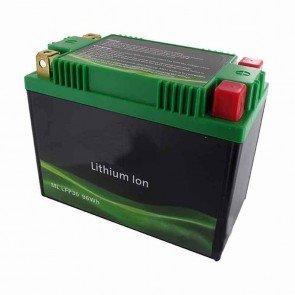 Batterie de démarrage Lithium-Fer-Potasium (LiFePo4 ou LFP) 12v 32Ah 96Wh