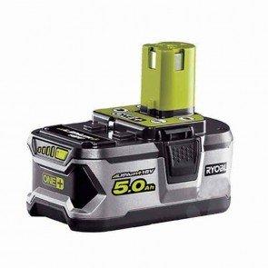Batterie lithium/ion 18v 5,0Ah pour machines RYOBI Remplace origine 5133002621RB18L50GE 18V 5,0A