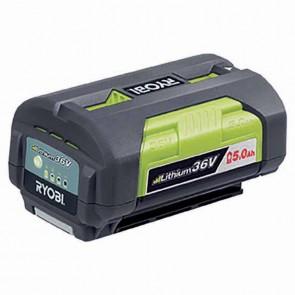 Batterie lithium/ion 36v 5,0Ah pour machines RYOBI Remplace origine 5133002166BPL3650D