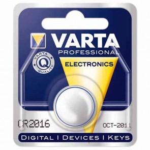 Blister pile bouton - VARTA - 3v lithium - CR2016