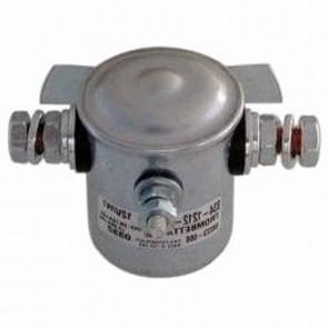 Relais de démarreur à corps métal / 12 V - 3 bornes adaptables pour SNAPPER et autres montages
